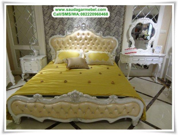 set-tempat-tidur-mewah-jepara-terbaru